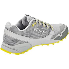 Columbia Alpine FTG Outdry Buty do biegania Mężczyźni żółty/szary